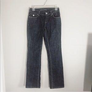 Banana Republic boot cut jeans size 0